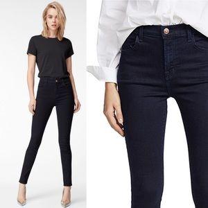 J Brand Maria High Rise Photo Ready Jeans sz31